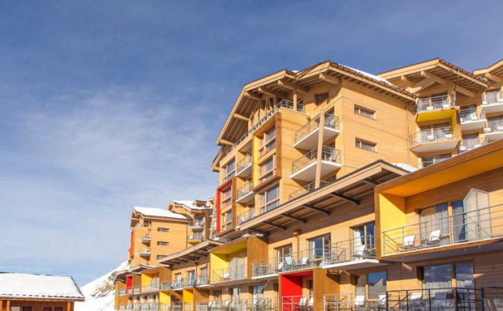 Club Med Val Thorens Sensations, External 5
