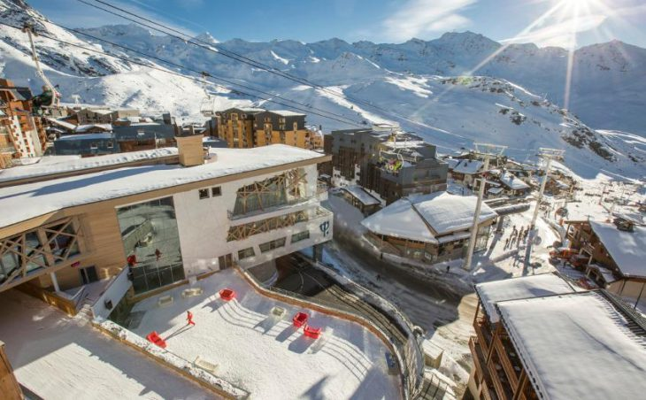 Club Med Val Thorens Sensations, External 6