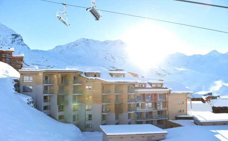 Club Med Val Thorens Sensations, External 4