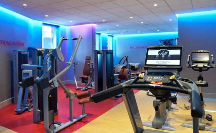 Club Med Val Thorens Sensations, Gym