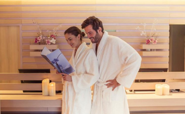 Club Med Val Thorens Sensations, Spa