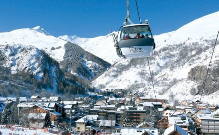 Valloire in mig images , France image 3