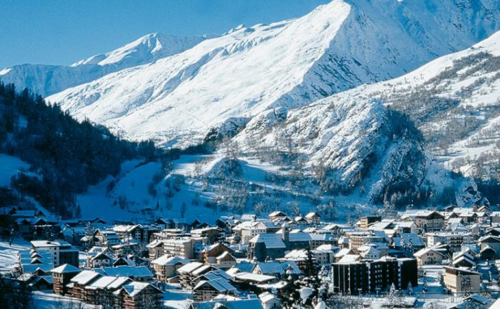 Valloire in mig images , France image 4