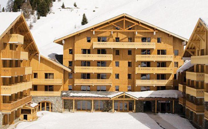 Ski Hotel Vancouver in La Plagne , France image 1