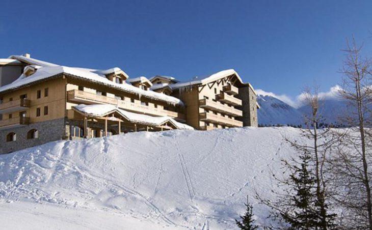 Ski Hotel Vancouver in La Plagne , France image 2