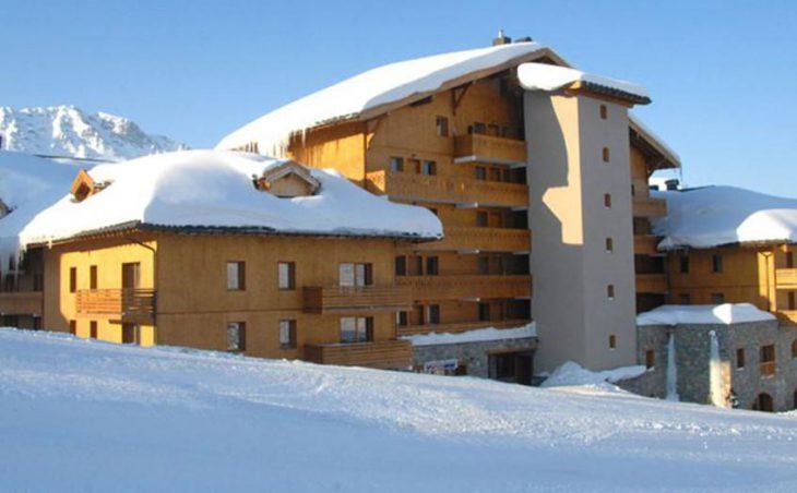 Ski Hotel Vancouver in La Plagne , France image 3