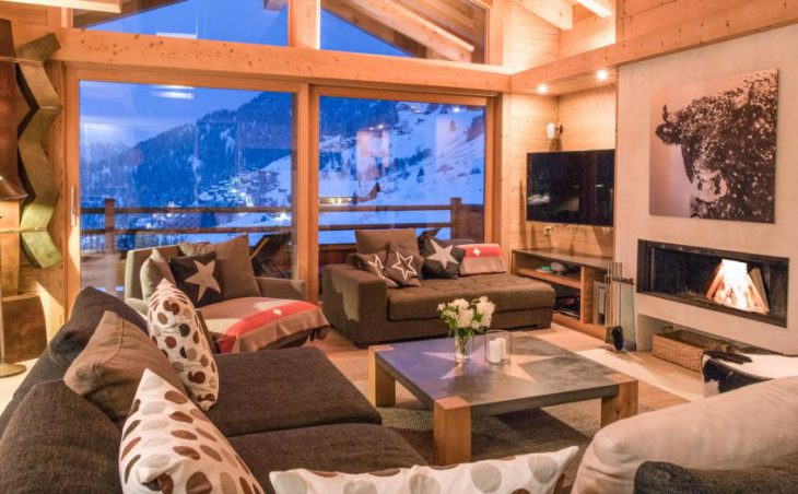 Chalet Rock in Verbier , Switzerland image 2