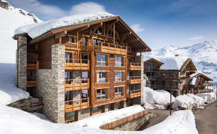 Chalet Violetta in Tignes , France image 1