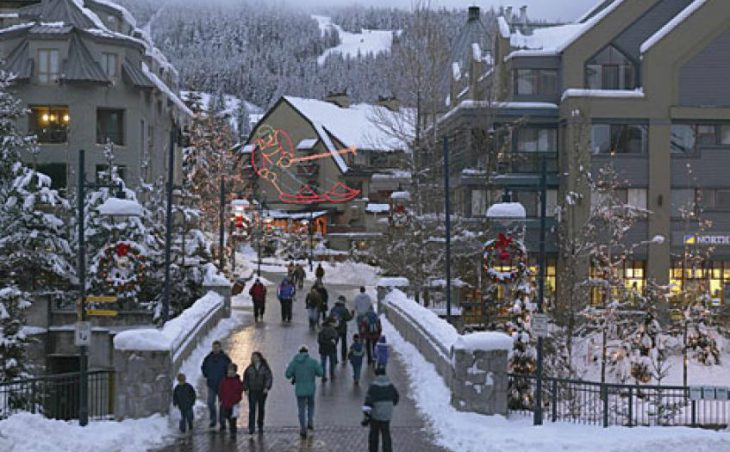 Whistler in mig images , Canada image 3