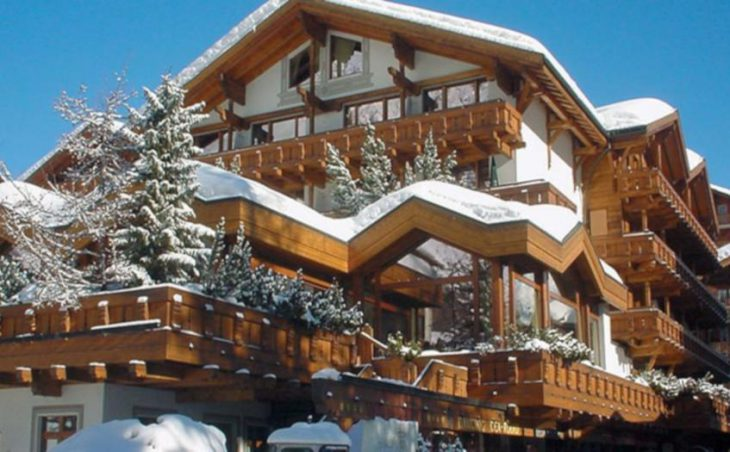 Walliserhof Grand Hotel & Spa in Saas Fee , Switzerland image 1