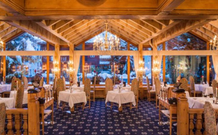Walliserhof Grand Hotel & Spa in Saas Fee , Switzerland image 12