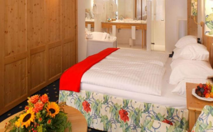 Walliserhof Grand Hotel & Spa in Saas Fee , Switzerland image 13