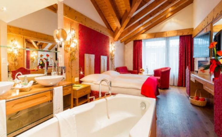 Walliserhof Grand Hotel & Spa in Saas Fee , Switzerland image 17