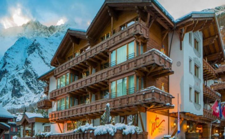 Walliserhof Grand Hotel & Spa in Saas Fee , Switzerland image 2