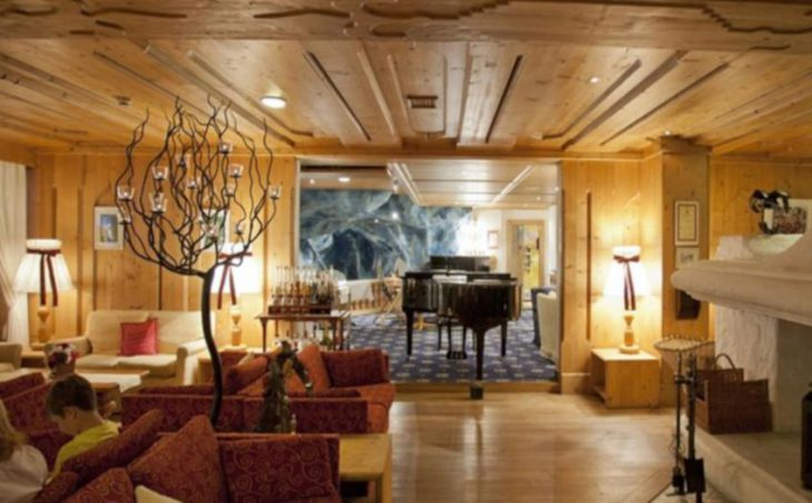 Walliserhof Grand Hotel & Spa in Saas Fee , Switzerland image 6