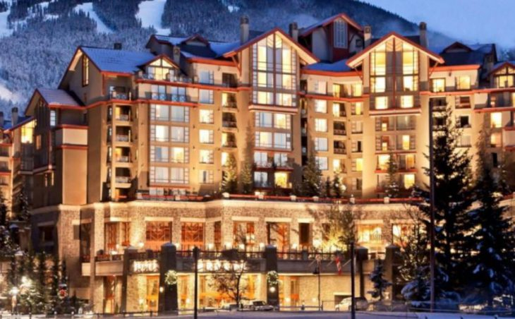 Westin Resort & Spa,whistler,canada.external
