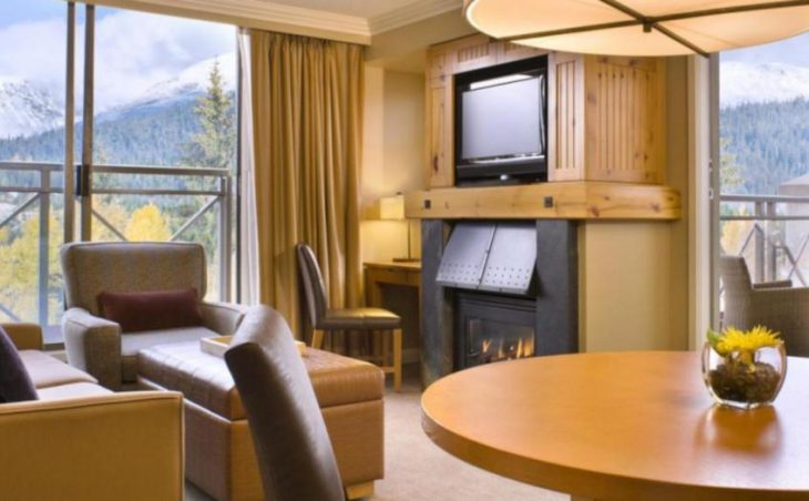 Westin Resort & Spa in Whistler , Canada image 6