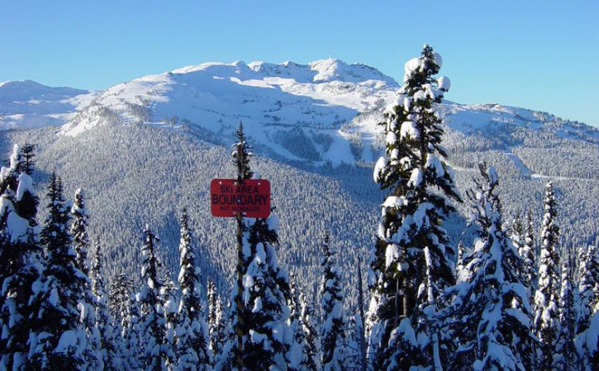Ski Holidays Whistler