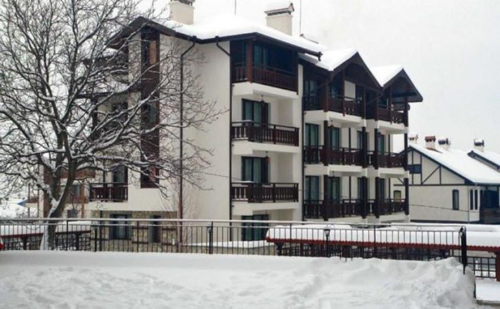 Apartments Winslow Elegance, Bansko, External