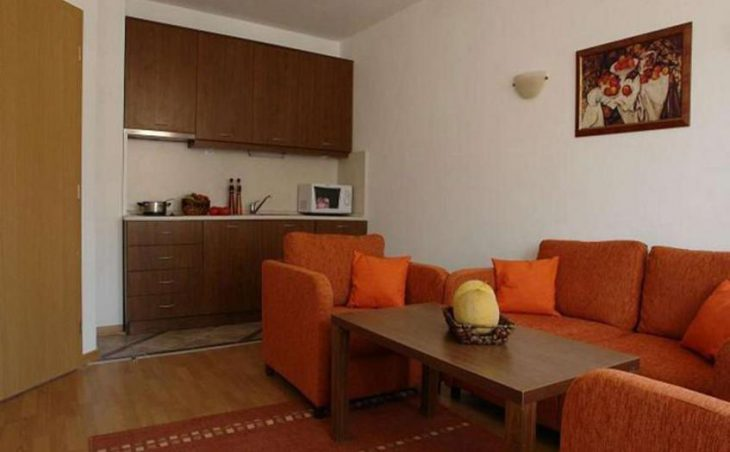 Apartments Winslow Elegance, Bansko, Lounge