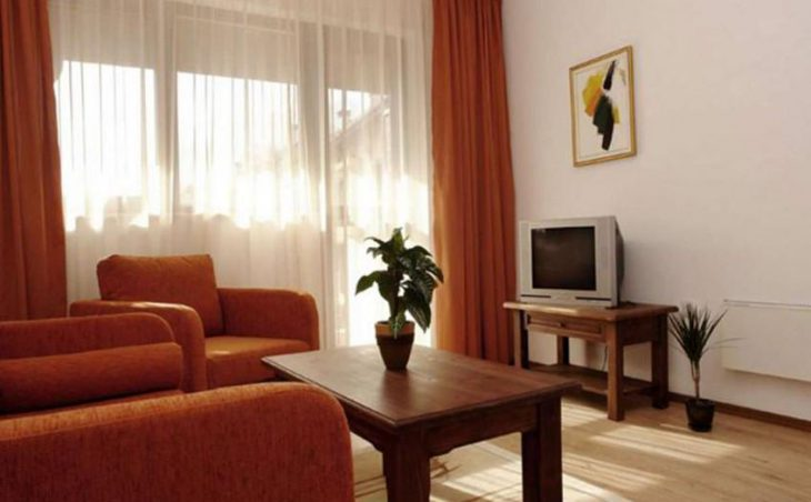 Apartments Winslow Elegance, Bansko, Lounge TV