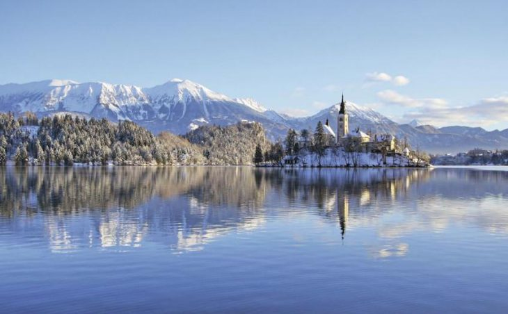 Winter Wonderland Hotel Park in Bled , Slovenia image 5