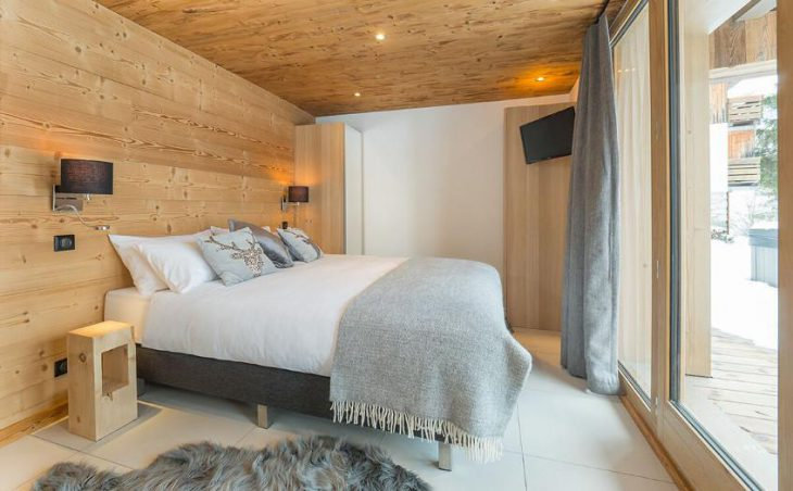 Chalet Yukon, Meribel, France, Bedroom 2