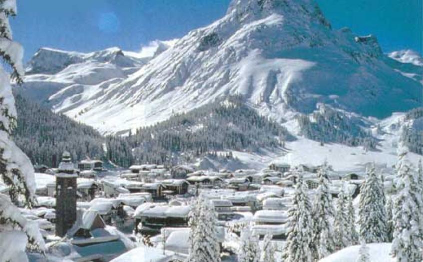 Ski Holidays Zurs