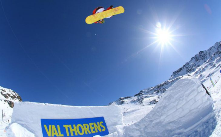 Val Thorens in mig images , France image 6