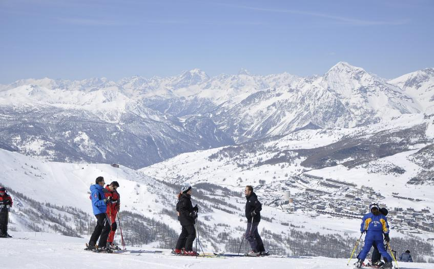 Ski Holidays Sestriere