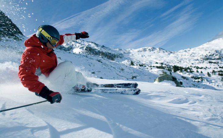 Pas de la Casa Ski Resort Andorra Piste