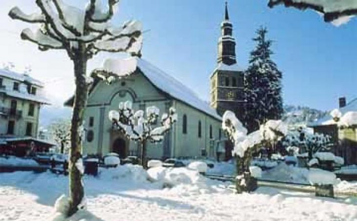 Saint-Gervais in mig images , France image 1