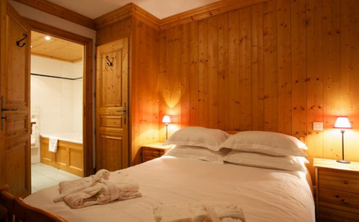 Chalet Dame Blanche in La Tania , France image 6