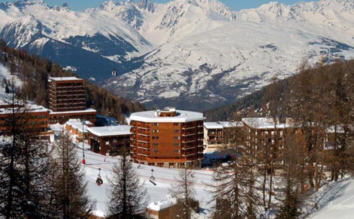 Hotel Araucaria in La Plagne , France image 2