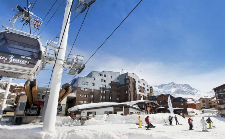Club Hotel Les Arolles (MMV) in Val Thorens , France image 1