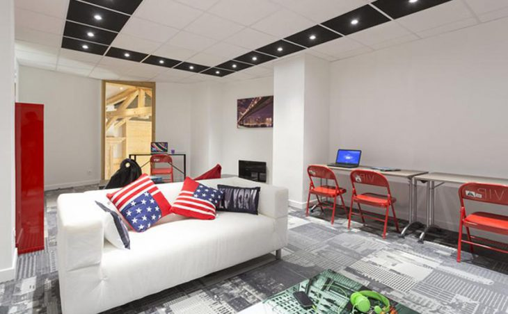 Club Hotel Les Arolles (MMV) in Val Thorens , France image 10