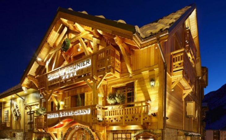 Hotel Chalet Mounier in Les Deux-Alpes , France image 1