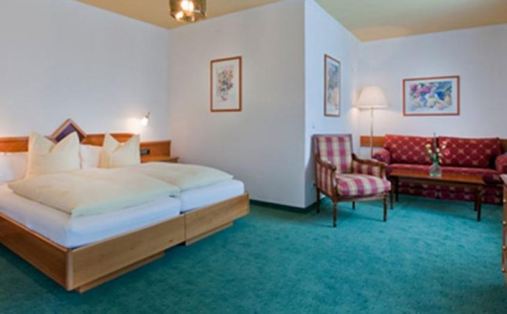 Hotel Post, St. Anton, Bedroom 1