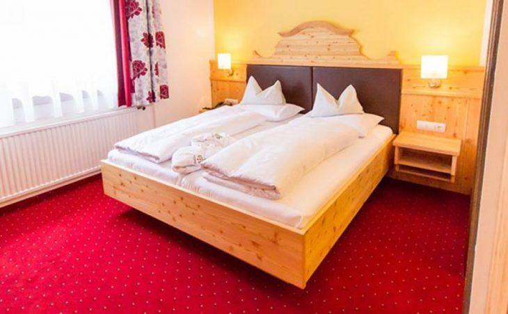 Hotel Trattlerhof, Bad Kleinkirchheim, Austrian twin