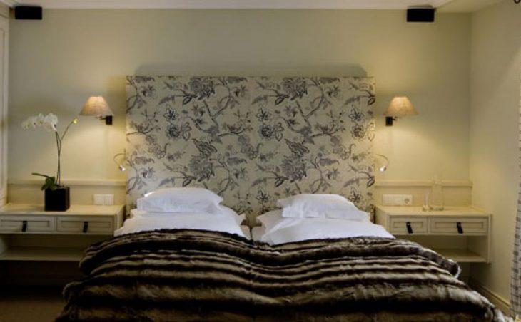 Hotel Berghof, Lech, Bedroom