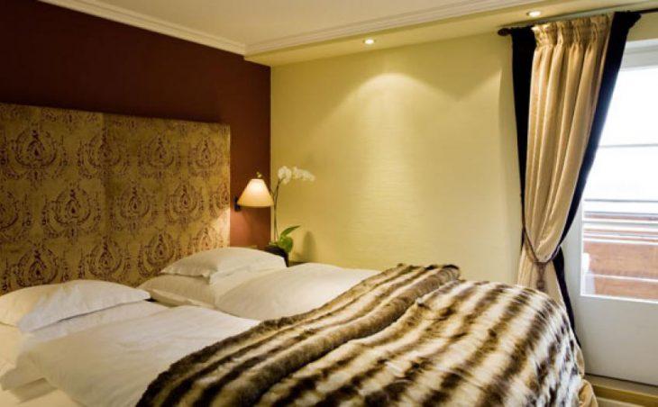 Hotel Berghof, Lech, Twin room