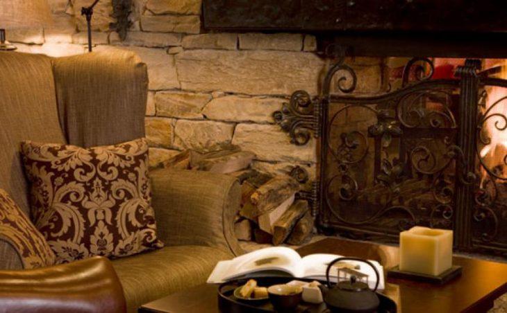 Hotel Berghof, Lech, Lounge