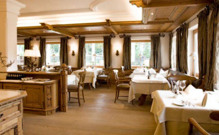Hotel Berghof, Lech, Restaurant