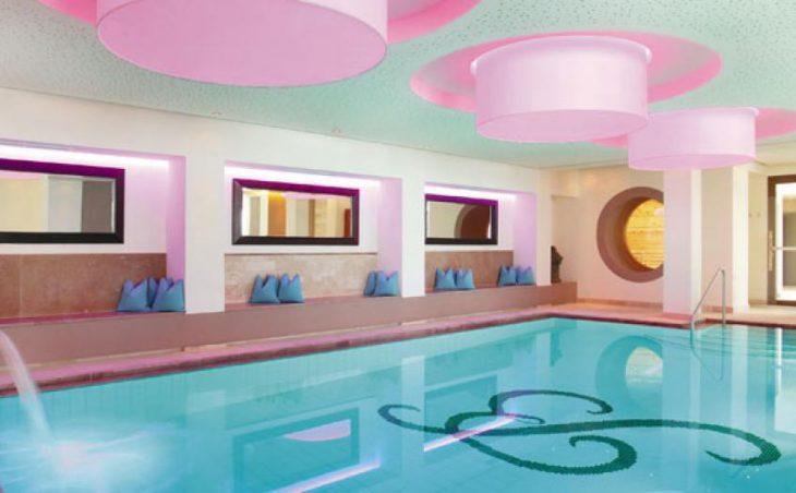 Hotel Bergwelt, Obergurgl, Indoor pool