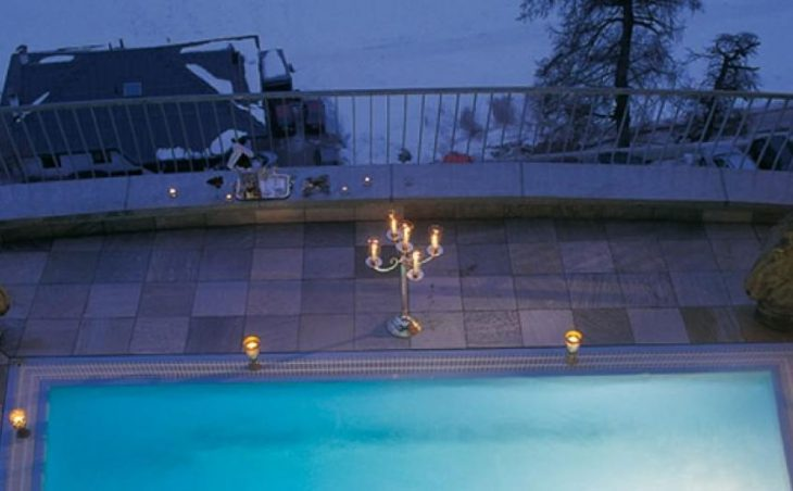Hotel Bergwelt, Obergurgl, outdoor pool