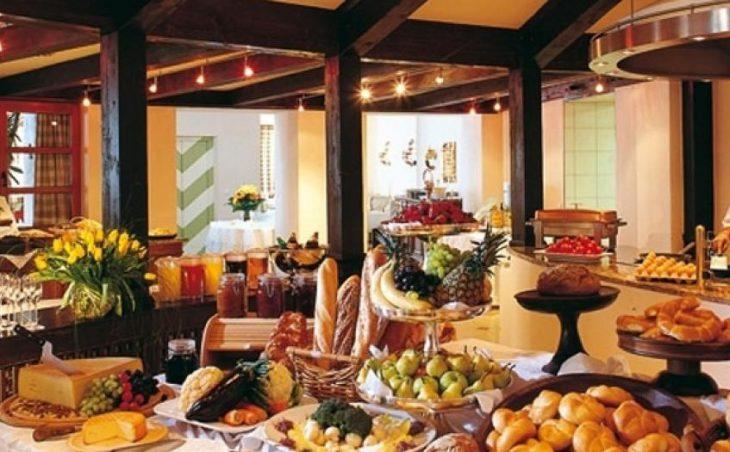 Hotel Bergwelt, Obergurgl, Restaurant