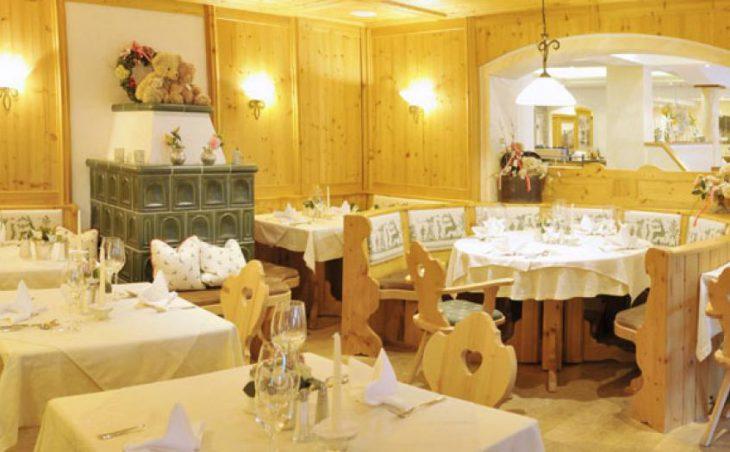 Hotel Bischofsmutze, Filzmoos, Restaurant