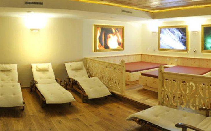 Hotel Bischofsmutze, Filzmoos, Relaxtion area