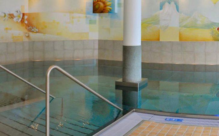 Hotel Bischofsmutze, Filzmoos, Indoor Pool
