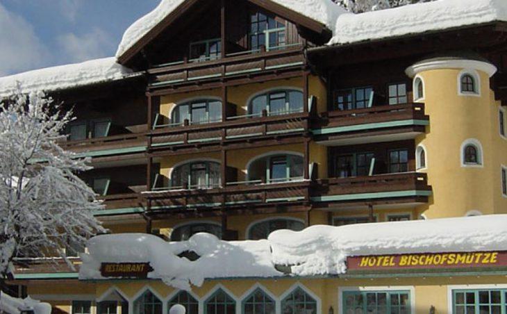 Hotel Bischofsmutze, Filzmoos, Exterior